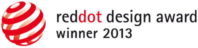 Dutch Design Brand is the reddot design award 2013 winner