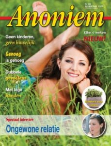 Tijdschrift Anoniem 630 1 - augustus 2016