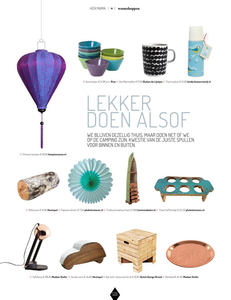 Kek Mama 1 April 2015 Dutch Design Brand