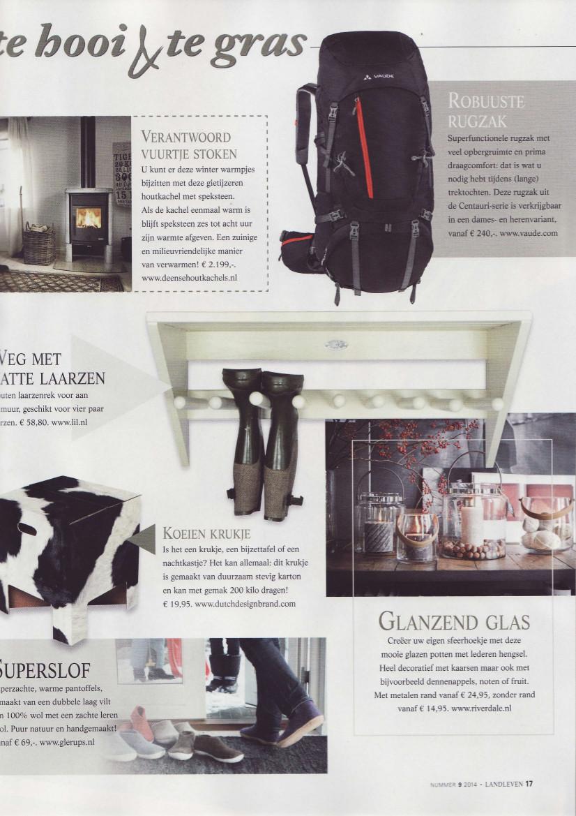 Landleven artikel koe dutch design brand for Design artikel