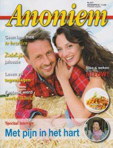 Tijdschrift Anoniem 617 -1- juli 2015