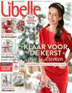 Tijdschrift Libelle Belgie 50 3- december 2016