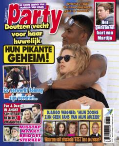 Tijdschrift Party 02 - januari 2017