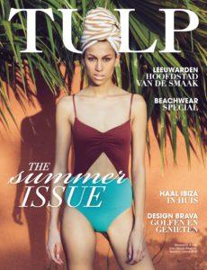 Tijdschrift TULP Magazine - voorjaar-zomer 2015