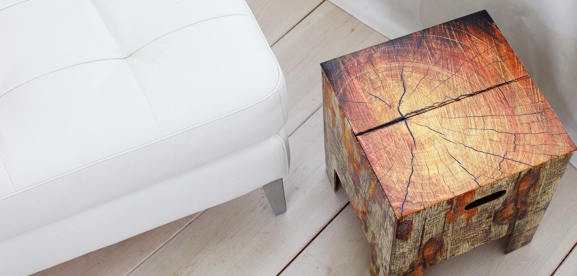 Dutch design brand home bekend van de dutch design chair for Dutch design chair karton