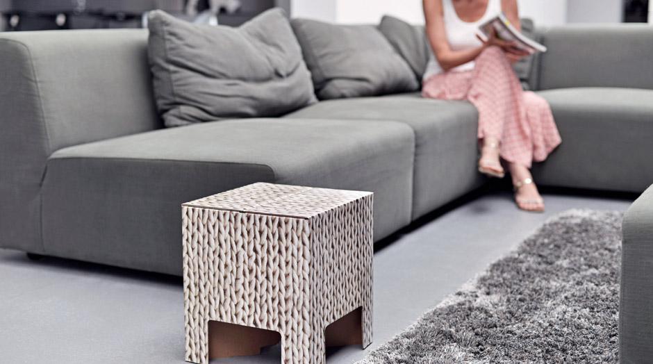 Dutch Design Chair dutch design chair woodstack krukje httpwwwnasmaakcom Wool