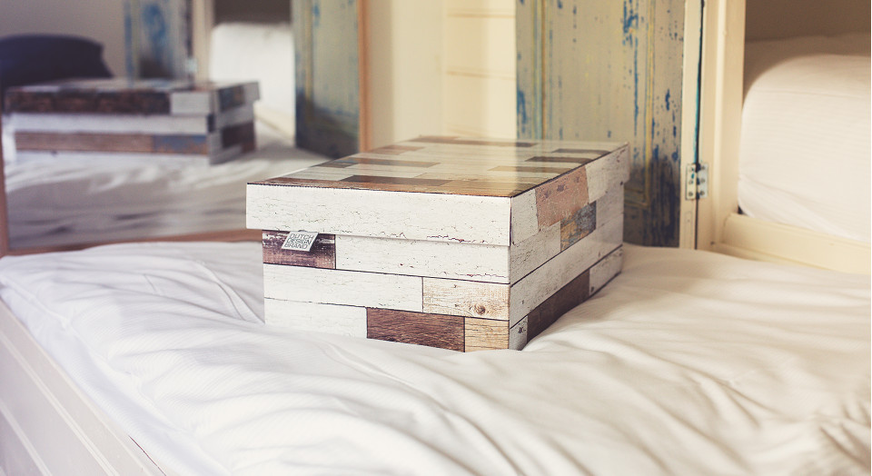 Dutch Design Box Beachwood