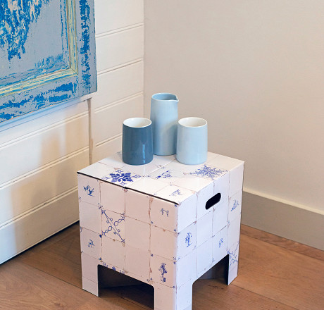 Dutch Tiles Chair