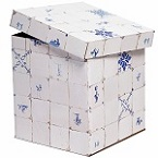 Dutch Design Chair Kerst Dutch Tiles