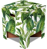 Green Leaves Chair