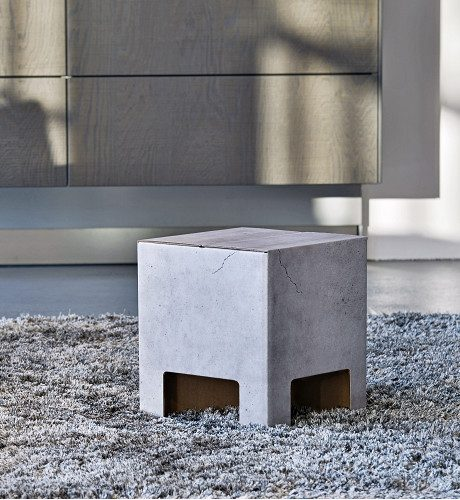 Dutch Design Chair Kerst Concrete