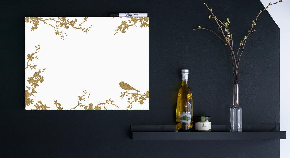 Whiteboard Gold