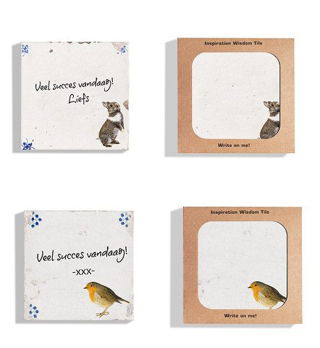 Wisdom Tile Rabbit