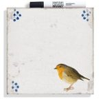 Wisdom Tiles Robin