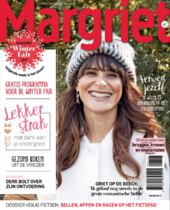 Tijdschrift Margriet 47 - november 2017