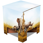 Safari Animals Chair