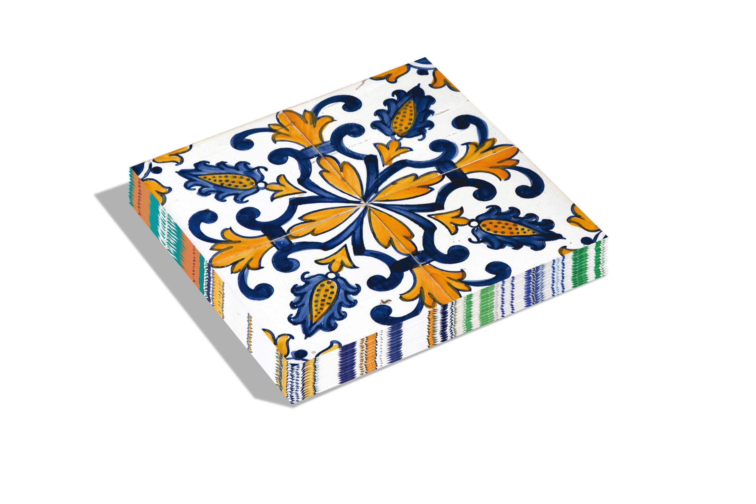Portuguese Tiles servetten