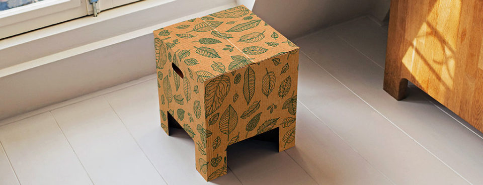 Natural Leaves Chair