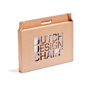 Dutch design chair Beachwood in verpakking