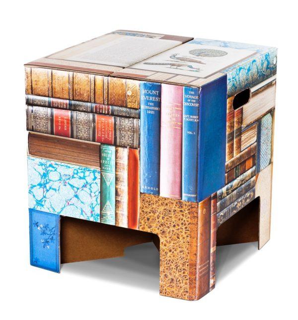 Krukje van karton Book