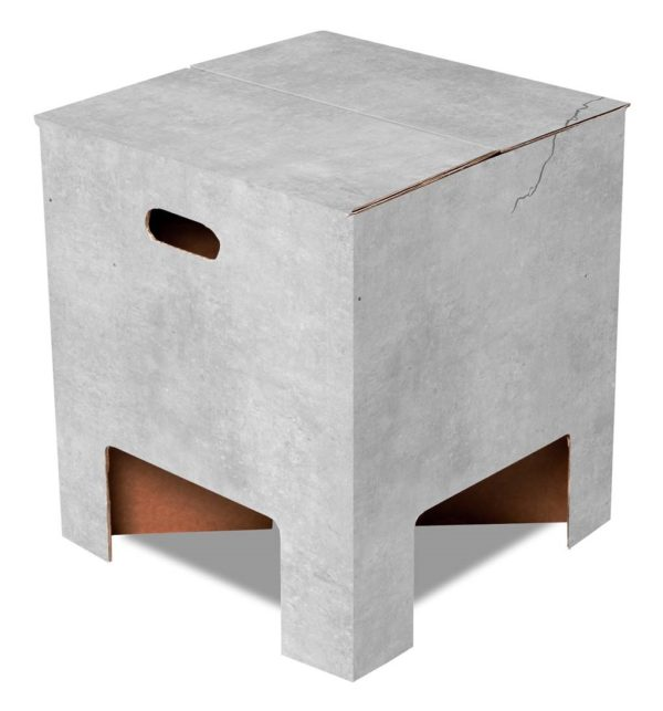 Dutch-Design Chair Concrete product