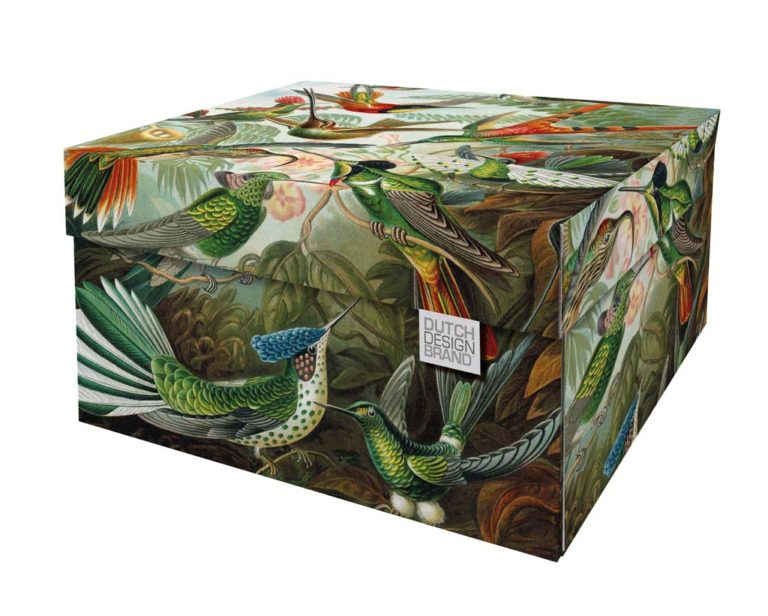 Art of Nature Storage Box