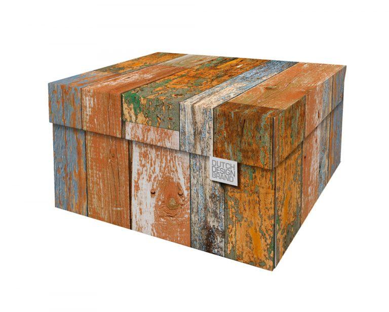 Scrapwood Storage Box