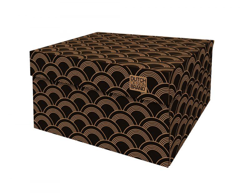 Vinyl Storage Box