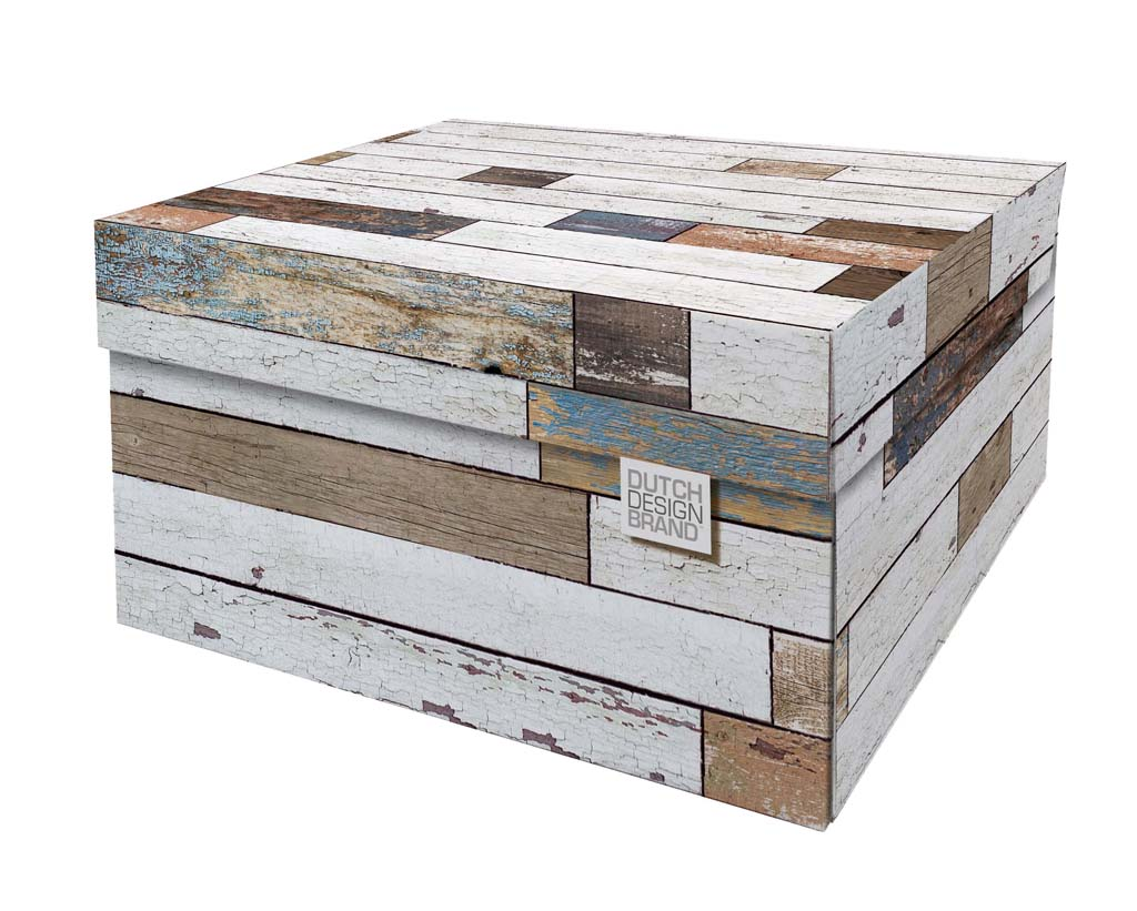 Dutch Design Storage Box Kerst Beachwood