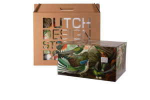 Dutch Design Storage Box Art of Nature in verpakking