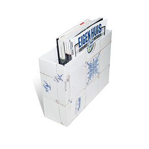Dutch Design Magazine holder | Kerst