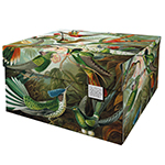 Dutch Design Storage Box Kerst Art of Nature