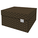 Dutch Design Storage Box Kerst Many Thanks