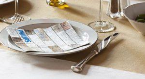 Dutch Design Napkin Customized
