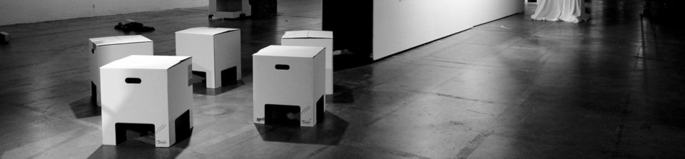 White chair – set van 10