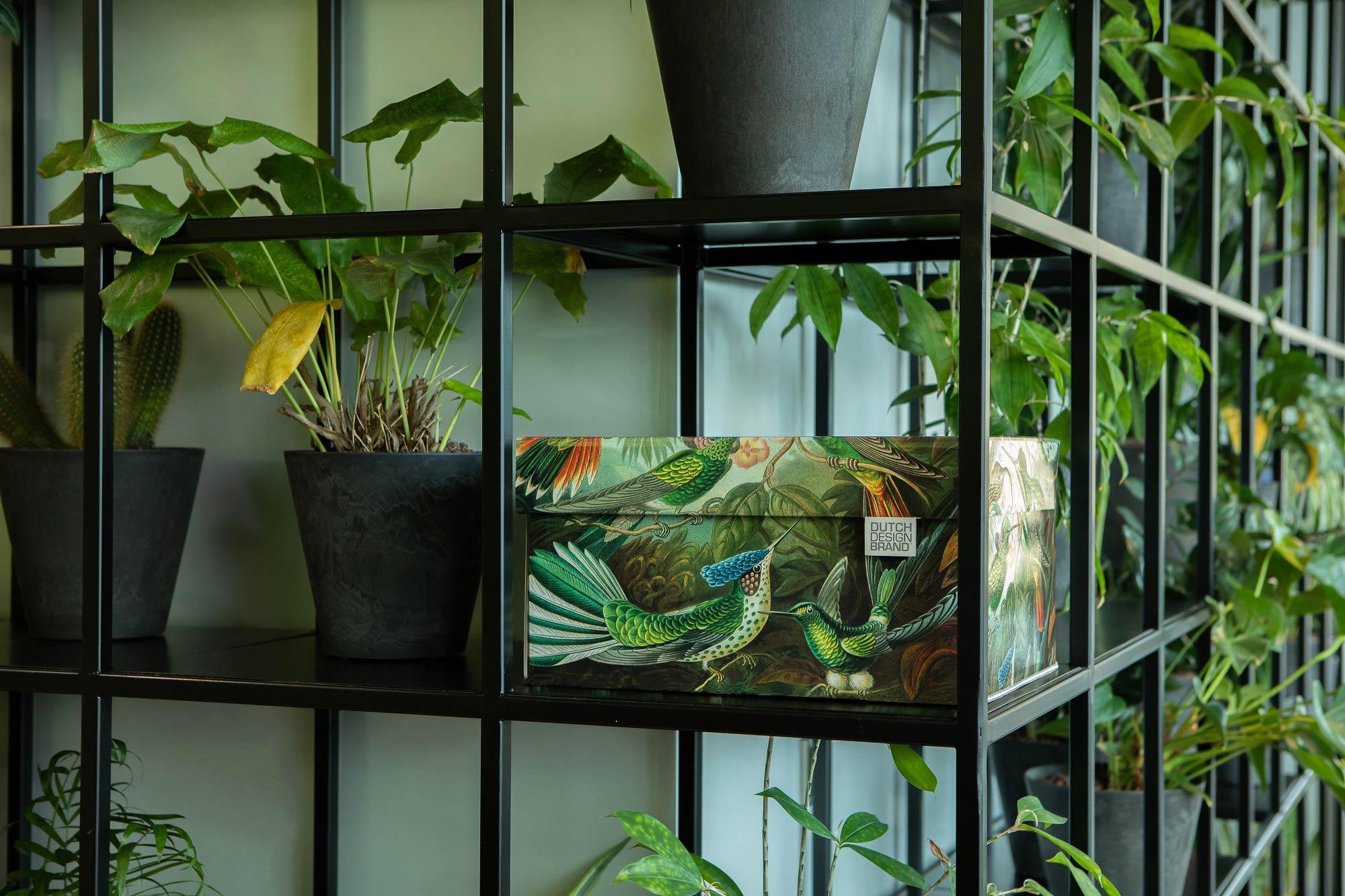 Dutch Design Storage Box Art of Nature