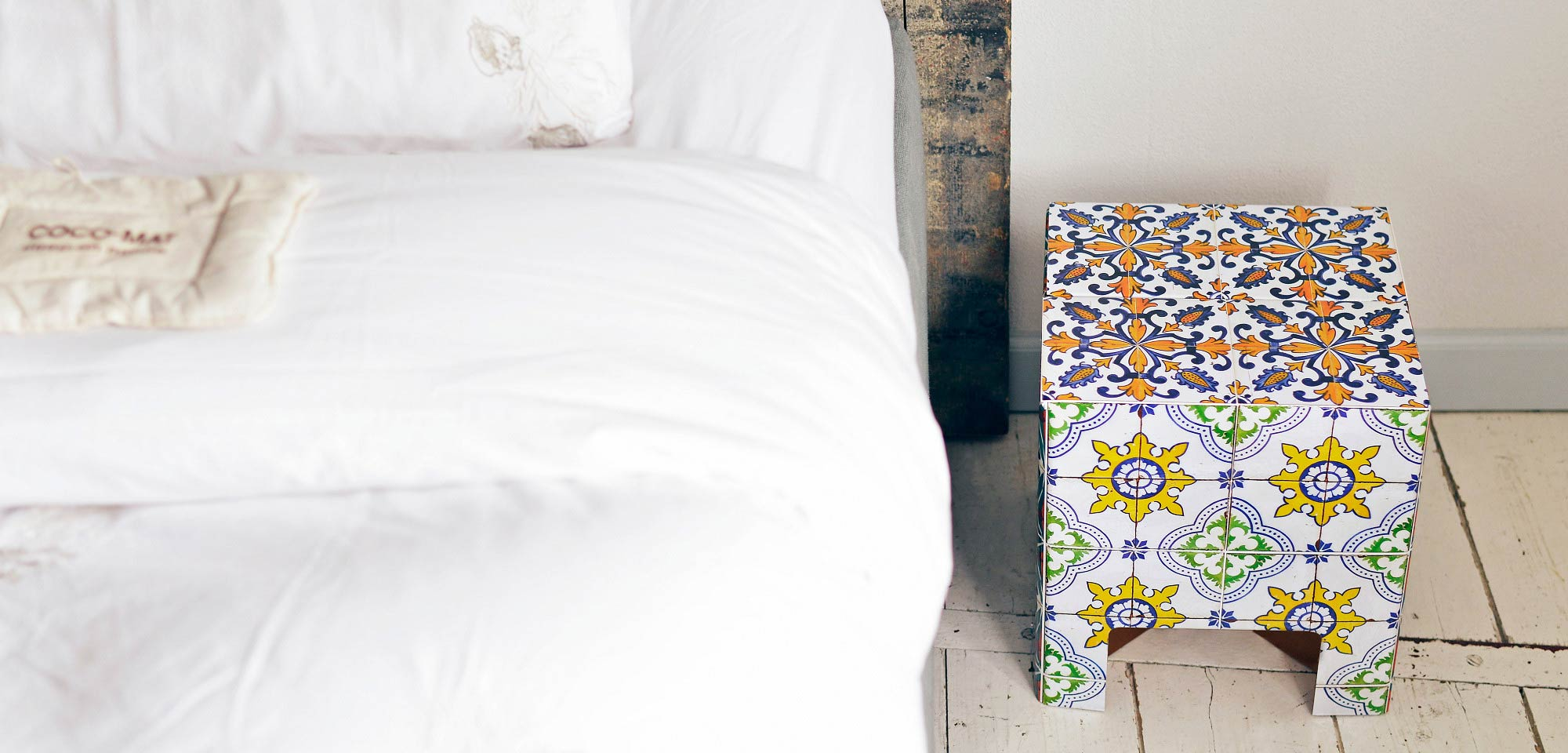 Dutch Design Chair Portuguese Tiles