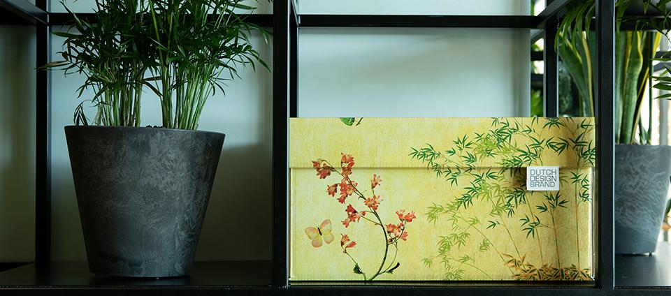Japanese Blossom Storage Box