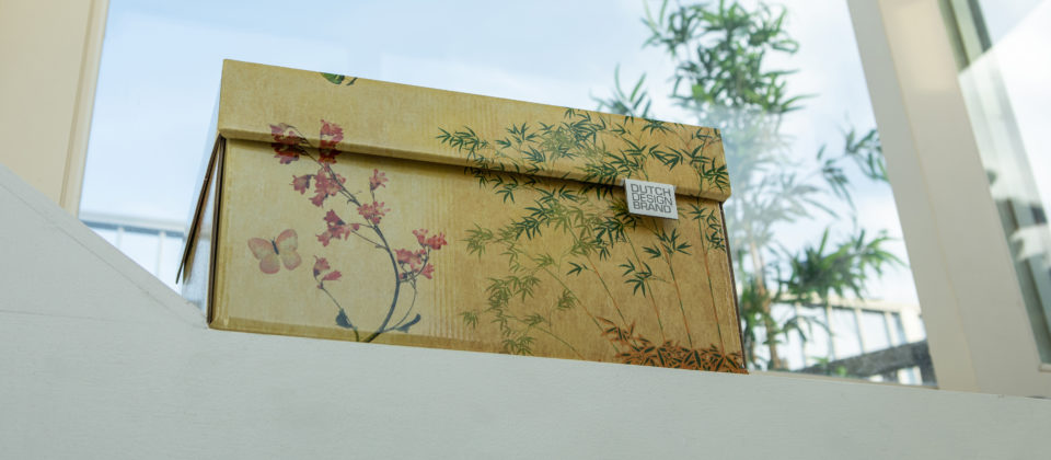 NEW Japanese Blossom Storage Box