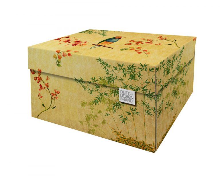 NEW Japanese Blossom Storage Box