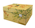 NEW Dutch Design Storage Box Kerst Japanese Blossom