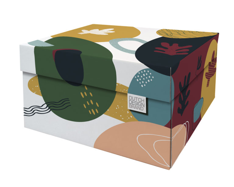 NEW Doodles Storage Box