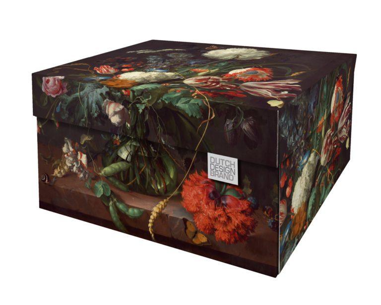 NEW Flowers Storage Box