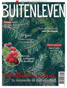 Tijdschrift Buitenleven 3 - nov-dec 2020