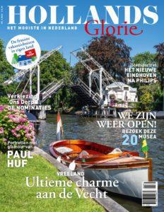 Tijdschrift Hollands Glorie - september 2020