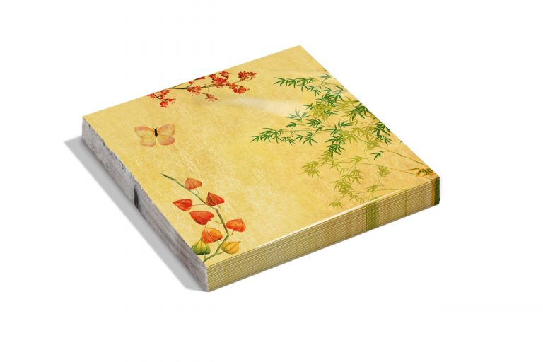 NEW Japanese Blossom napkins
