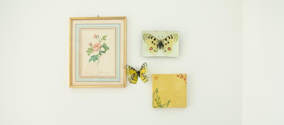 NEW Wisdom Tile Japanese Blossom