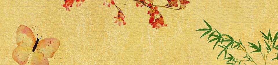 NEW Japanese Blossom servetten Kerst