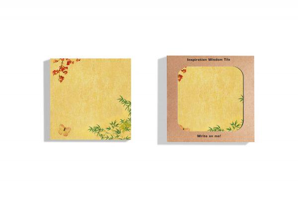 Wisdom Tile Japanese Blossom