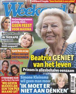 Tijdschrift Weekend 5 - februari 2021